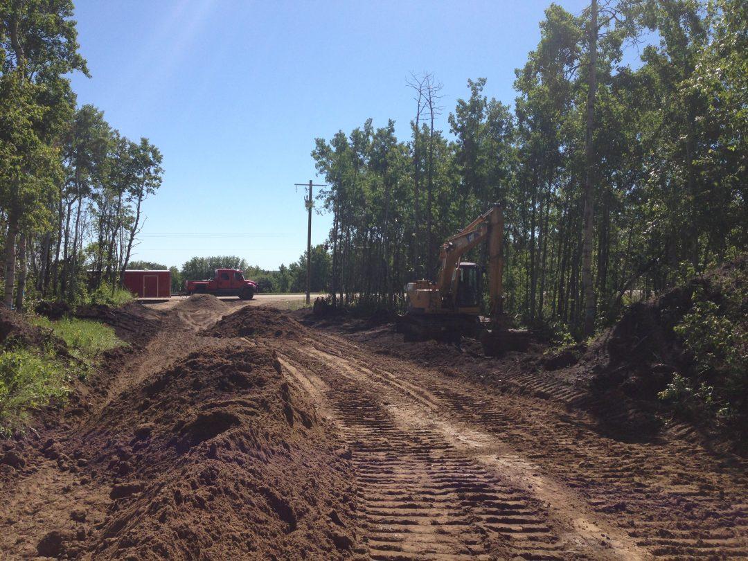 Approach Construction