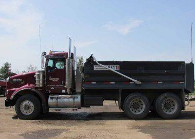 Kenworth Gravel Trucks