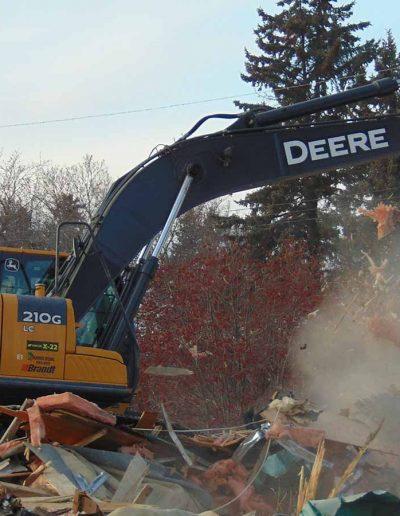 John Deere 210G Excavator