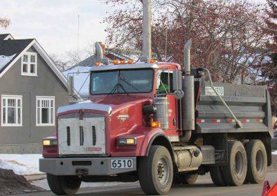 Kenworth Gravel Truck